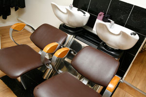 The Salon hairdressers in Holt