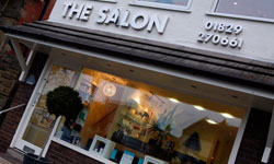 The Salon in Holt
